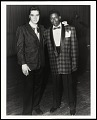 View <I>The Two Kings, Elvis Presley with B.B. King at WDIA Goodwill Review, Memphis, TN</I> digital asset number 0