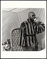 View <I>Isaac Hayes in His Office at Stax Records, Memphis, Tennessee</I> digital asset number 0