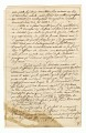 View Letter to Charles Humbert Marie Vincent signed by Toussaint Louverture digital asset number 2