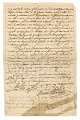 View Letter to Charles Humbert Marie Vincent signed by Toussaint Louverture digital asset number 3