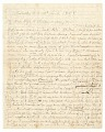 View Letter written by John Brown and Frederick Douglass to Brown's wife and children digital asset number 0