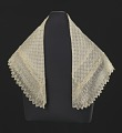 View Silk lace and linen shawl given to Harriet Tubman by Queen Victoria digital asset number 0