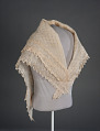 View Silk lace and linen shawl given to Harriet Tubman by Queen Victoria digital asset number 7