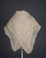 View Silk lace and linen shawl given to Harriet Tubman by Queen Victoria digital asset number 8