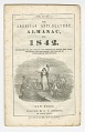 View <I>American Anti-Slavery Almanac Vol. II, No. I</I> digital asset number 0