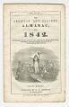View <I>American Anti-Slavery Almanac Vol. II, No. I</I> digital asset number 0