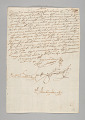 View Spanish colonial document related to slavery in Peru digital asset number 0