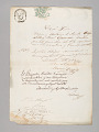 View Certificate for Brazilian ship carrying seven enslaved persons digital asset number 0