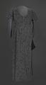 View Black beaded dress designed by Zelda Wynn and worn by Ella Fitzgerald digital asset number 2