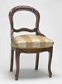 View Balloon-back side chair from the home of Robert Smalls digital asset number 1