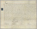 View Deed of sale including 237 enslaved persons in transaction digital asset number 5