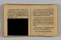 View Identification card issued to Pullman porter Thomas McCord digital asset number 1
