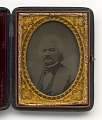 View Ambrotype of Frederick Douglass digital asset number 1