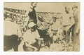 View Photographic postcard of Jack Johnson's corner of the ring digital asset number 0