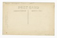 View Photographic postcard of Jack Johnson's corner of the ring digital asset number 1
