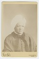 View Cabinet card of Sarah Ann Blunt Crozely digital asset number 0