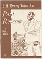 View <I>Lift Every Voice for Paul Robeson</I> digital asset number 0