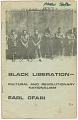 View <I>Black Liberation - Cultural and Revolutionary Nationalism</I> digital asset number 0
