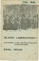 View <I>Black Liberation - Cultural and Revolutionary Nationalism</I> digital asset number 8