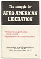 View <I>The Struggle for Afro-American Liberation</I> digital asset number 15