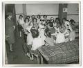 View Photograph of Frances Albrier teaching a first aid class digital asset number 0