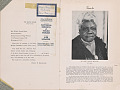 View Program from the 1957 National Council of Negro Women annual convention digital asset number 0