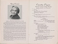 View Program from the 1957 National Council of Negro Women annual convention digital asset number 1