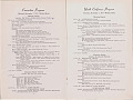 View Program from the 1957 National Council of Negro Women annual convention digital asset number 2
