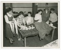 View Photograph of Frances Albrier instructing a first aid class digital asset number 0
