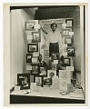 View Photograph of a Black History Week display in Oakland, CA digital asset number 0