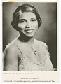 View <I>Marian Anderson, Celebrated Contralto, Recognized as one of the Greatest of All Time</I> digital asset number 0