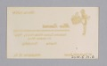 View Business cards from Mae's Millinery Shop digital asset number 13