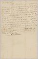View Affidavit of apprehension of Moses, property of Edward Rouzee digital asset number 0