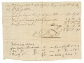 View Payment receipt for the hiring of enslaved persons owned by Apphia Rouzee digital asset number 2
