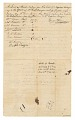 View List of bonds for the hire of enslaved persons given to Evan Brown to collect digital asset number 1