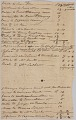 View Lists of enslaved persons hired out by the Rouzee family in 1811 digital asset number 2