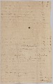 View Lists of enslaved persons hired out by the Rouzee family in 1811 digital asset number 1