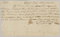View Agreement regarding hiring of enslaved woman Nelly and her children digital asset number 1