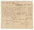 View Record of taxes on property, including enslaved persons, owned by Edward Rouzee digital asset number 0