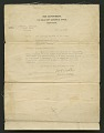 View Letter from the War Department to Cpl. Lawrence Leslie McVey digital asset number 0