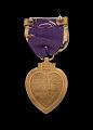 View Purple Heart medal issued to Cpl. Lawrence Leslie McVey digital asset number 1