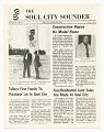 View <I>The Soul City Sounder Vol. III, No. 5</I> digital asset number 0