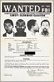 View FBI Wanted poster for Leroy Eldridge Cleaver digital asset number 0