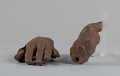 View Life casts of Eubie Blake's hands digital asset number 3