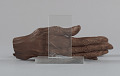 View Life casts of Eubie Blake's hands digital asset number 4