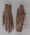 View Life casts of Eubie Blake's hands digital asset number 7
