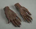 View Life casts of Eubie Blake's hands digital asset number 8