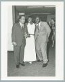 View Photograph of Nina Simone, Langston Hughes, and Godfry Cambridge digital asset number 0