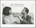 View Photograph of Nina Simone with James Baldwin digital asset number 0