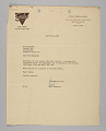 View Business contract and letter between Club Harlem and the Dell-tones digital asset number 0